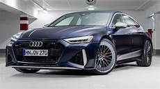 2020 Audi Rs7 By Abt Looks The Part With Aero Wheels