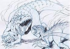 42 mejores im 225 genes de jurassic world dibujos para dibujar