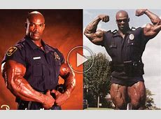 ronnie coleman police career