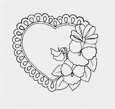 Gratis Malvorlagen Herzen Malvorlagen Herzen