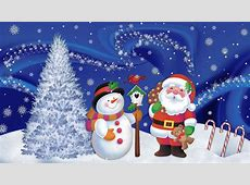 christmas scenes pictures   Christmas Free Wallpaper