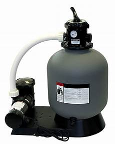 rx clear radiant 16 quot aboveground swimming pool sand filter