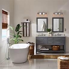 Bathroom Wall Decor Photos by 50 Bathroom Vanity Ideas Ingeniously Prettify You And