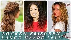 Locken Frisuren Lange Haare 2017