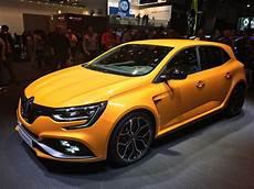 Renault M 233 Gane Rs Les Premi 232 Res Images En Live Salon