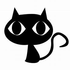 Malvorlage Katze Silhouette Domain Clip Image Black Cat Id