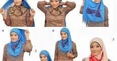 Cara Memakai Jilbab Segitiga Simpel Tapi Elegan 2017