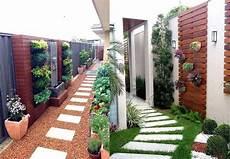 Inspirasi Desain Taman Kecil Untuk Lahan Terbatas