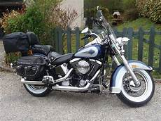Harley Davidson H 233 Ritage Softail Classic D Occasion Sur