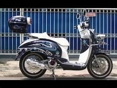 Modifikasi Scoopy 2015 by Motor Trend Modifikasi Modifikasi Motor Honda
