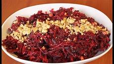 Probiert Mal Rote Beete Salat So Ihr Werdet Staunen Wie