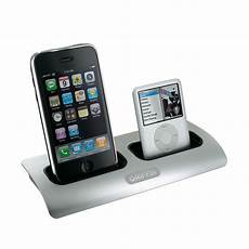 ladestation iphone 4 griffin powerdock dual position charging station for ipod