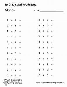 math worksheets for 1st grade 15617 grade simple addition worksheet printable homeschool math worksheets