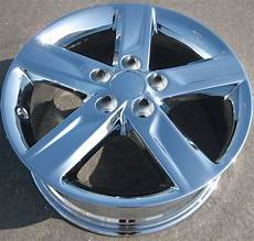 4 new 2012 17 quot factory toyota camry oem chrome wheels rims