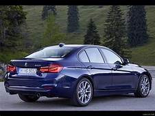 2016 BMW 3 Series LCI 340i Sport Line Mediterranean Blue