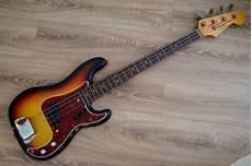 fender vintage p bass 1966 in nordrhein westfalen