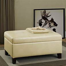 sofa storage ottoman living room bedroom furniture ottomans sofas bench seat ebay