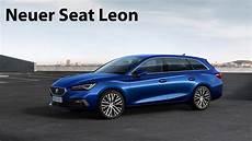 der neue seat leon st fr 2020 seat weltpremiere alle wichtigen infos zum 5