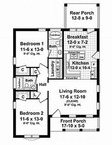 1100 square feet house plans cottage style house plan 2 beds 2 00 baths 1100 sq ft