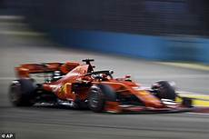 f1 qualifying result singapore grand prix 2019 daily