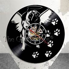 Inch Bulldog Wall Clock by Bulldog With Wing Modern Wall Clock