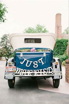 d 233 coration voiture mariage id 233 es pour une d 233 co