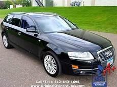 Audi A6 2006 - 2006 audi a6 3 2l avant awd quattro wagon black