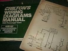 auto repair manual free download 1985 pontiac bonneville regenerative braking 1985 pontiac grand prix bonneville wiring diagrams schematics manual sheets se ebay