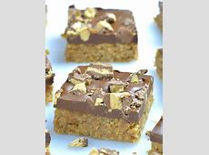 Peanut Butter Bars With Milk Chocolate Frosting image