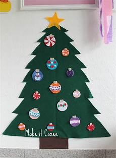 make it cozee felt tree