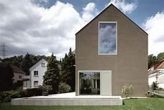 Doppelhaus In M 252 Nchenstein Steinmann Schmid Basel