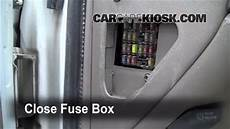 1994 Chevy Suburban Interior Light Fuse