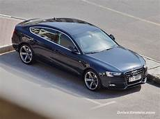 so we got a 2014 audi a5 sportback 3 0t quattro drive arabia