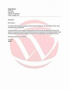 Handover Of Work Responsibilities And Duties Email Sle | responsibilities handover sle letter format download letter format templates