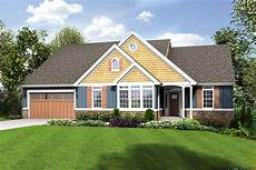 house plans for sloped land ranch house plan for a sloping lot 69639am