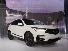 all new 2019 acura rdx ups the aggression and tech