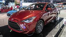 2020 toyota yaris hatchback unveiled autoblog