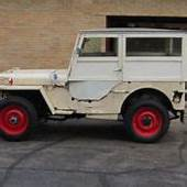 1944 Willys MB WW2 Jeep WWII Restored Not Ford GPW 1941