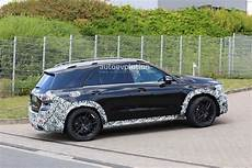 spyshots 2020 mercedes amg gle 63 looks chunky with less