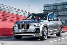 Exclusive Bmw X7 Concept To Be Unveiled At The 2017