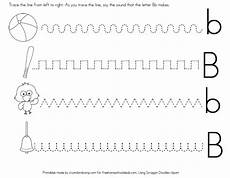 free letter b worksheets instant free homeschool deals