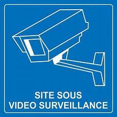 panneau site sous surveillance panneau alu site sous vid 233 o surveillance 2 impression et vente en ligne de signal 233 tique d