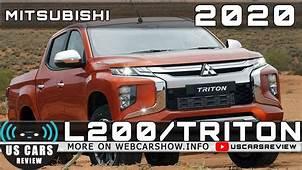 2020 MITSUBISHI L200/TRITON Review Release Date Specs