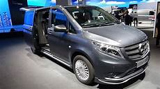 2017 Mercedes Vito Mixto 4x4 119 Cdi Exterior And
