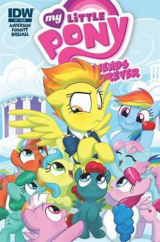 my pony friends forever 11 idw publishing