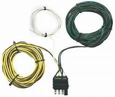 new hopkins 48245 flat y harness trailer light 4 wire connector kit 8949398 ebay