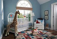 25 Brilliant Blue Nursery Designs That The Show
