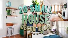 Simple Small Home Decor Ideas 20 small house decor ideas