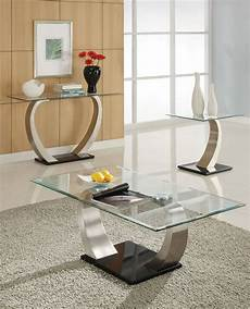 Glass Living Room Table