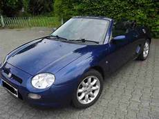 mg rover mgf 1 8i cabrio rechtslenker tolle angebote in